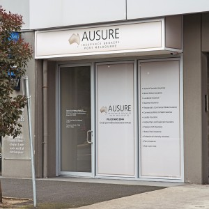 Ausure Port Melbourne Office